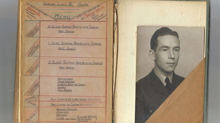 Inside Out North West: Second World War diary