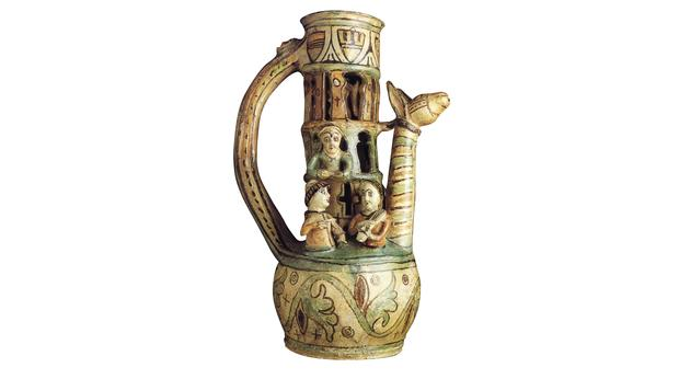 The Exeter puzzle jug