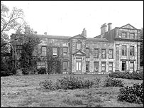 Whitley Beaumont Hall near Huddersfield