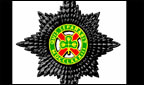 The Irish Guards Regiment badge insignia