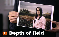Watch depth of field video