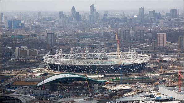 The Olympic Stadium