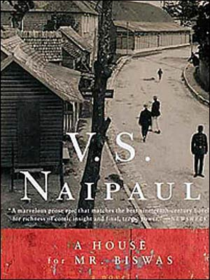 cover of House for Mr Biswas by VS Naipaul