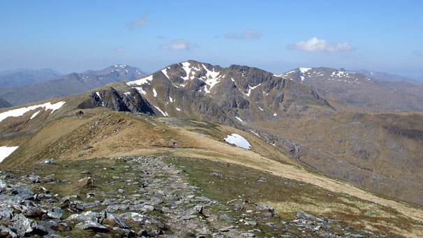 South Glen Shiel Ridge