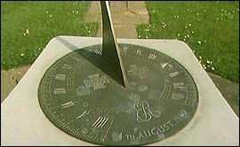 bbc norfolk kids make a sundial