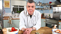 Simon Hopkinson brings his passion and expertise in the kitchen to television screens for the first time