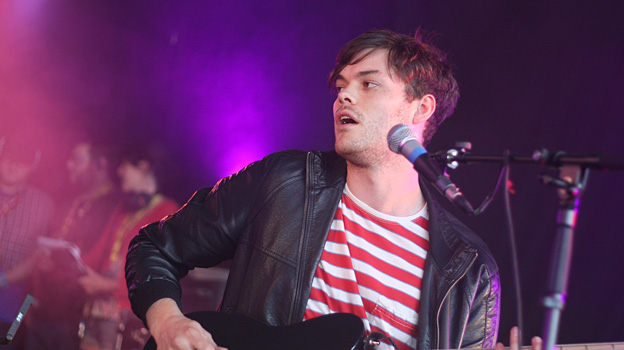 Everything Everything on the NME/Radio 1 Stage