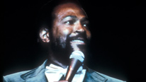 Soul legend Marvin Gaye