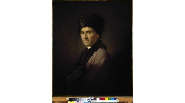 A Scottish portrait of the celebrated French-Swiss Enlightenment philosopher and writer © National Galleries of Scotland