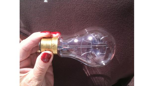 Coronation Lightbulb