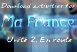 Download Ma France Unit 2 suggested activities