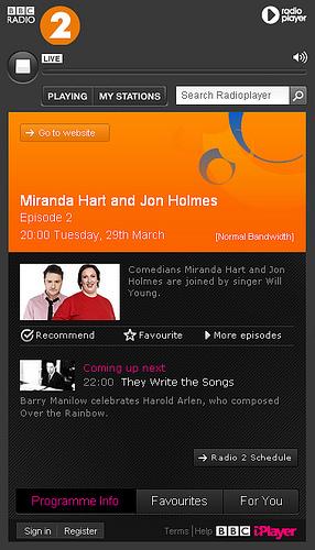 BBC - BBC Internet Blog: Radioplayer launches