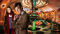 The Doctor has gone and the Tardis has been destroyed as Karen Gillan and Matt Smith star in The Big Bang
