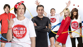 Sport Relief Montage