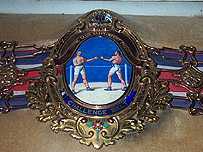 The Lonsdale Belt