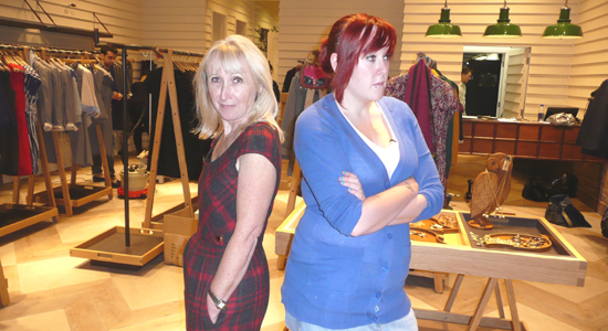 Working Girls (Sandy and Zara)