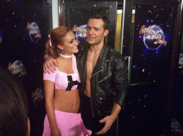 Harry and Aliona