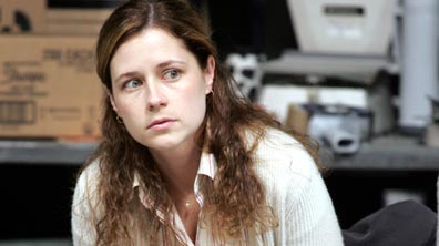 bbc comedy the office us version characters pam beesly