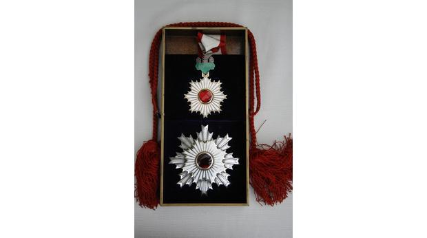 Order of the Rising Sun of Japan