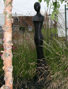 Grasses with Grace sculpture by Juliet Scott