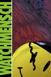 Cover of Watchmensch by Rich Johnston and Simon Rohrmuller