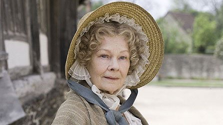 Dame Judi Dench in the first series of Cranford