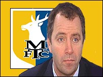 Mansfield Town chairman Keith Haslam
