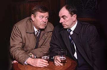 Warren Clarke and Alun Armstrong