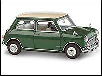 The Mini in 1967