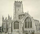 Image of Northleach church in Gloucestershire
