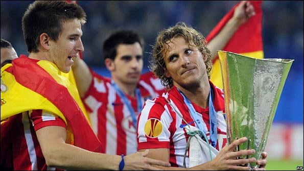 Diego Forlan - a deadly striker and perfectly nice bloke