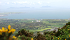 Views from the top of Holyhead Mountain