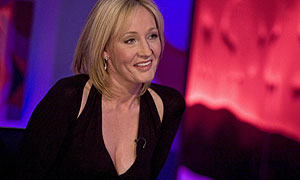 JK Rowling on Friday Night With Jonathan Ross
