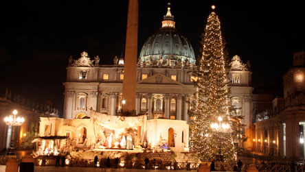 Italian Christmas.Bbc Languages Italian Christmas Italy