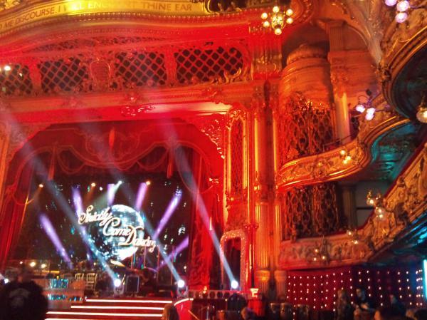 Blackpool Tower Ballroom Logo Tower Ballroom Blackpool