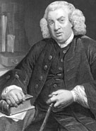 Samuel Johnson, c.1750