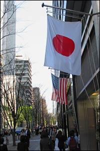 Japan_and_US_flags