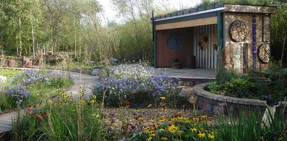 Bbc Gardening Blog Eco Gardening Rain Gardens