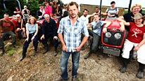 Jimmy Doherty is searching for a new farmer