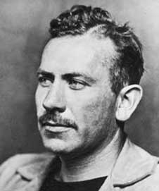 an introduction to the life and literature by john steinbeck Questions and answers on john steinbeck  the economic problems of rural  labour, but there is also a streak of worship of the soil in his books, which does  not.