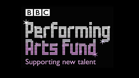 The BBC Performing Arts Fund logo