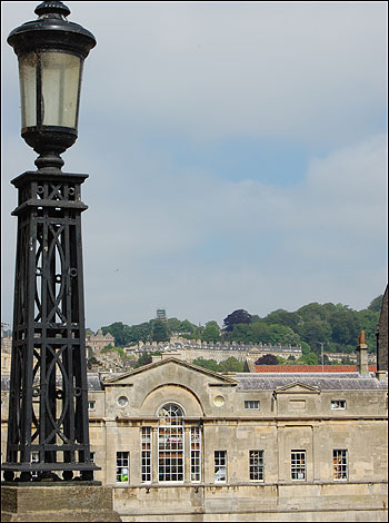 View from Pulteney Bridge