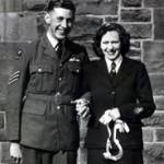 Joan and Brian Teather 1943
