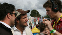 Radio 1 - Greg catches up with Mumford and Sons