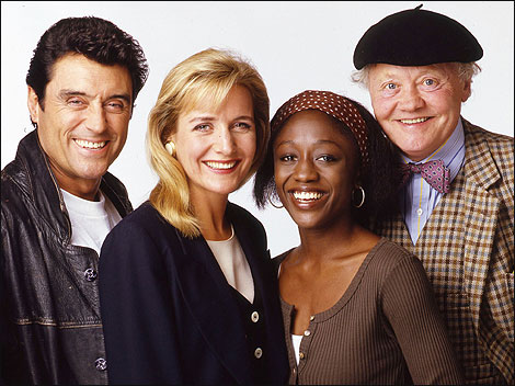 The Lovejoy cast 1994