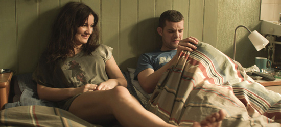 Him & Her (Sarah Solemani as Becky and Russell Tovey as Steve)