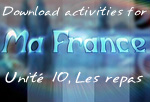 Download Ma France Unit 10 suggested activities