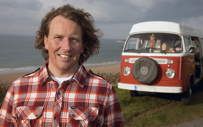 Martin Dorey from One Man and His Campervan