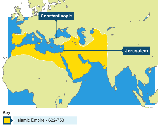 BBC - KS3 Bitesize History - The Islamic world in the Middle Ages ...