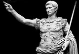 Marble statue of Augustus, believed to have been commissioned in 15 AD, now held at the Vatican Museums and Galleries, Italy